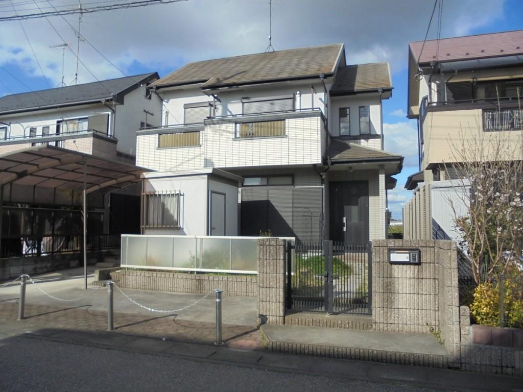 加須市向古河 土地付き中古住宅