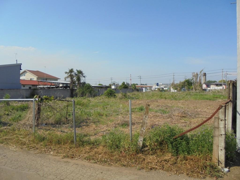古河市下辺見 住宅用地
